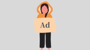 noteでは広告を貼れないがブログはOK